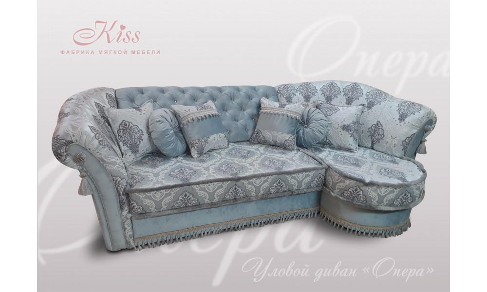 Опера - угловой диван