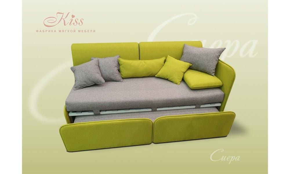 Сиера - прямой диван