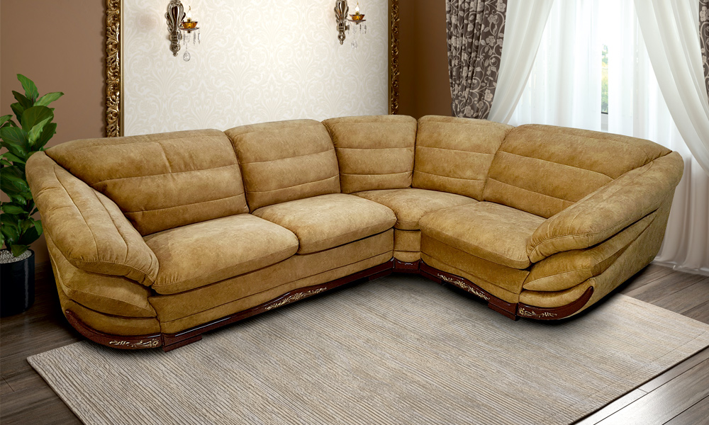 Белучи - угловой диван