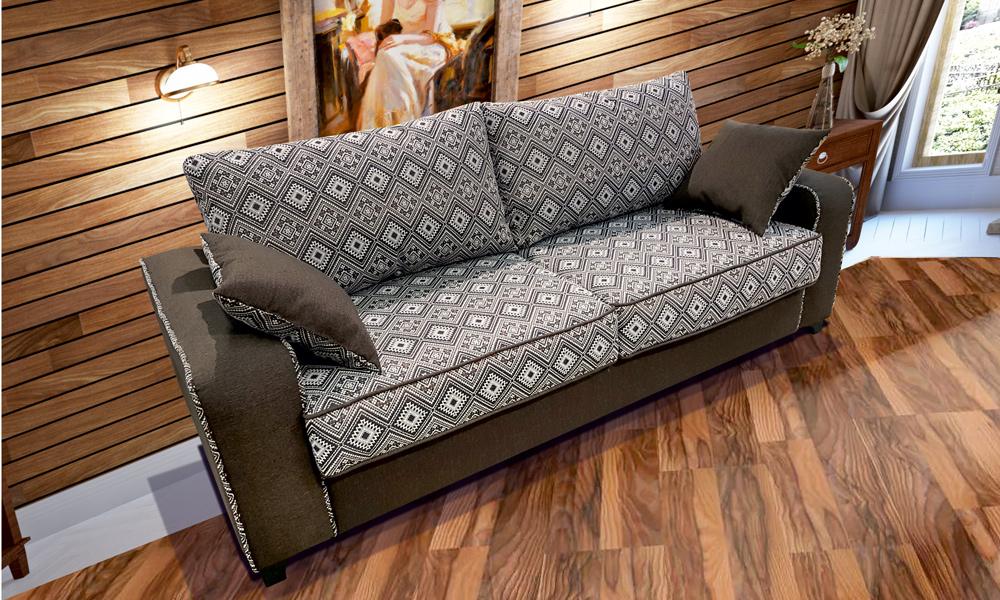 Бастион - прямой диван
