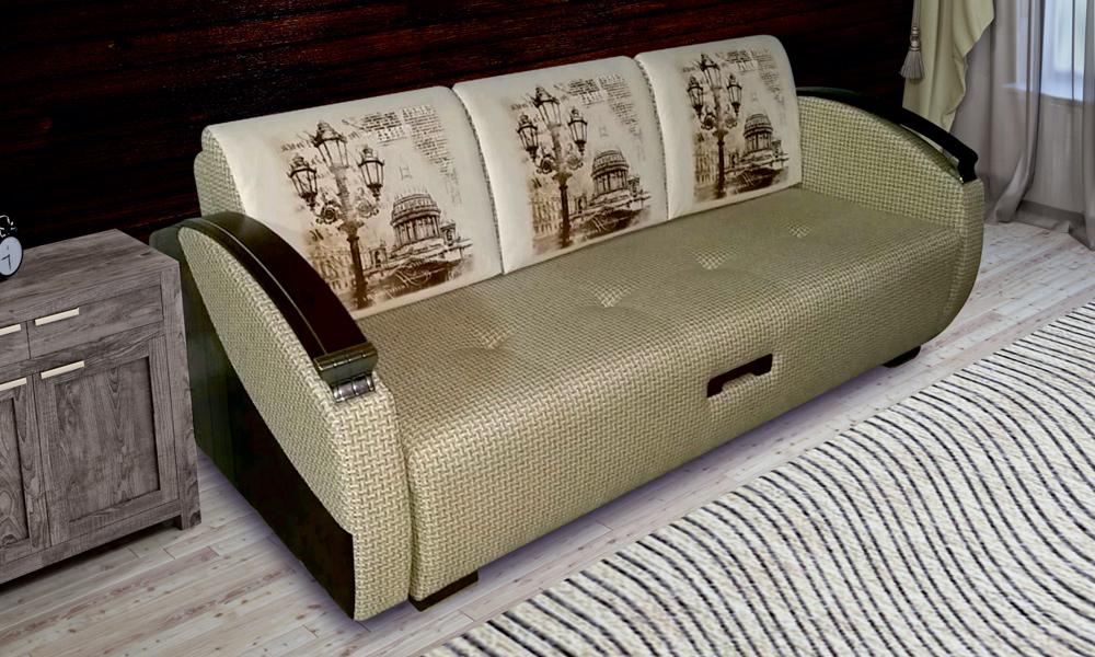 Прио - прямой диван