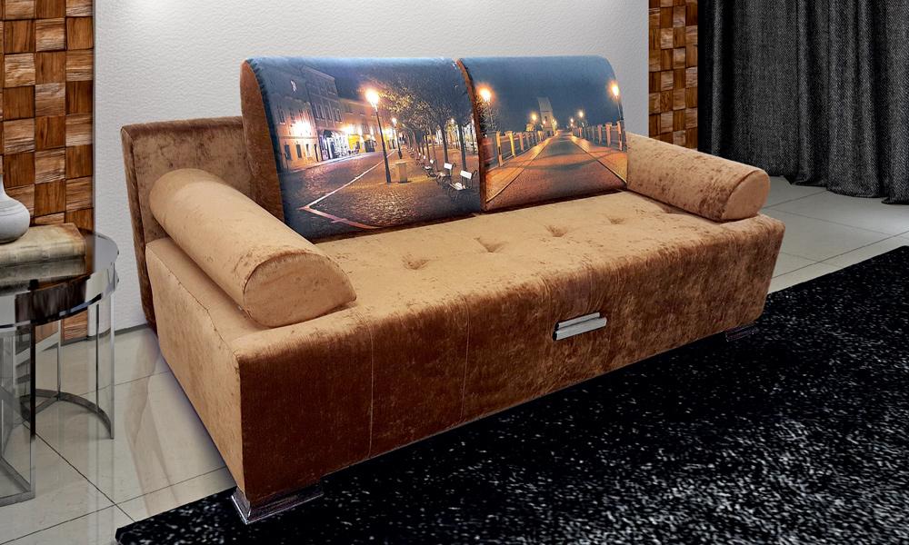 Еврокуб - прямой диван