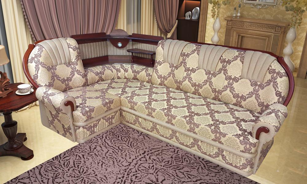 Венеция - угловой диван